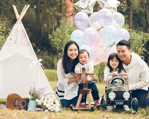 戶外家庭攝影, outdoor family photography