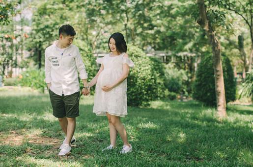 outdoor pregnant photos