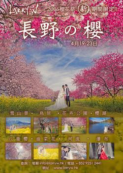 2019 Nagano Sakura