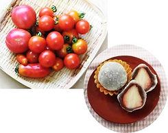ミニトマトとイチゴ大福.jpg