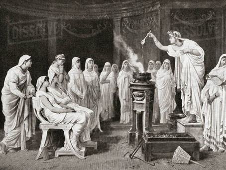 Cleaning as a Sacred Act