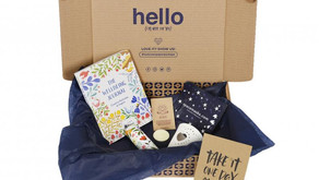 BROWN PAPER PACKAGES LAUNCH BABY LOSS & MISCARRIAGE CARE BOX