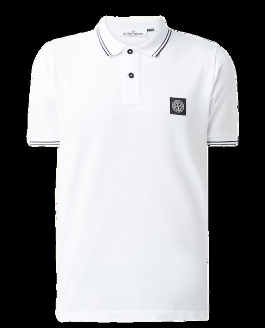 Stone Island Polo Shirt White