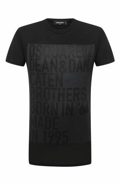 Dsquared2 Dean & Dan Caten Brothers T-shirt Black