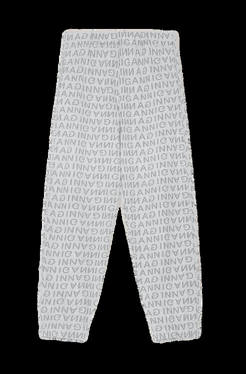 GANNI Jacquard Isoli Elasticated Pants