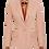 Thumbnail: Elisabetta Franchi Low-cut jacket rouge