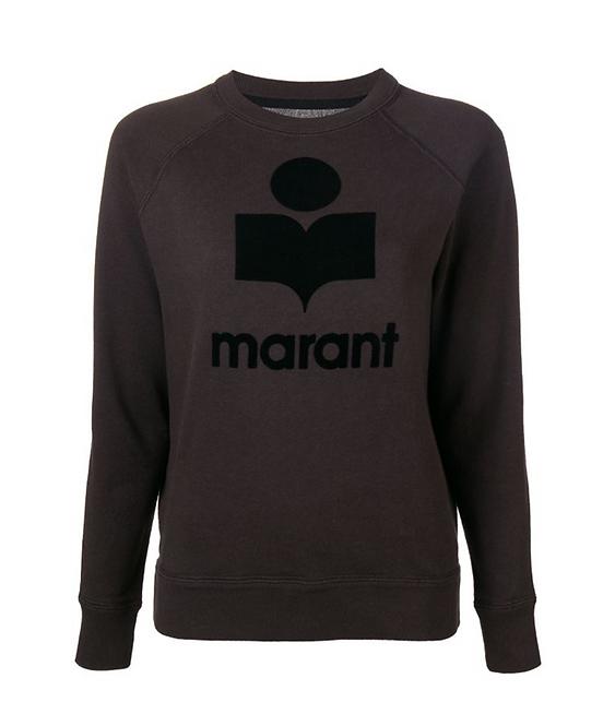 Isabel Marant Milly Sweater Zwart