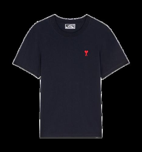 Ami Paris T-shirt Navy Blue