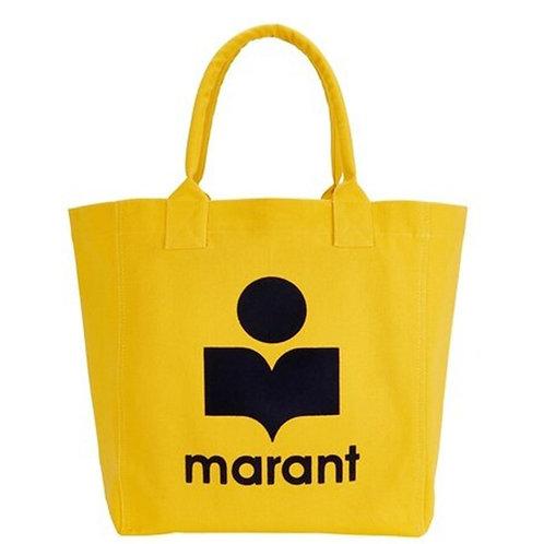 Isabel Marant Petite Maro Yenky Bag Yellow