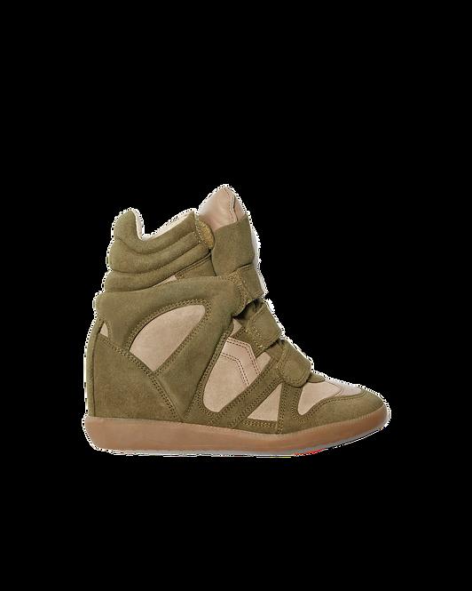 Isabel Marant Bekett Sneakers Taupe