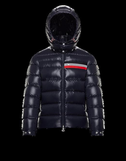 Moncler Puffer Jacket Dark Blue