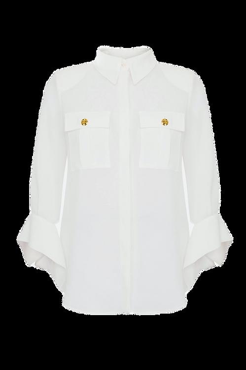 Elisabetta Franchi Blouse White