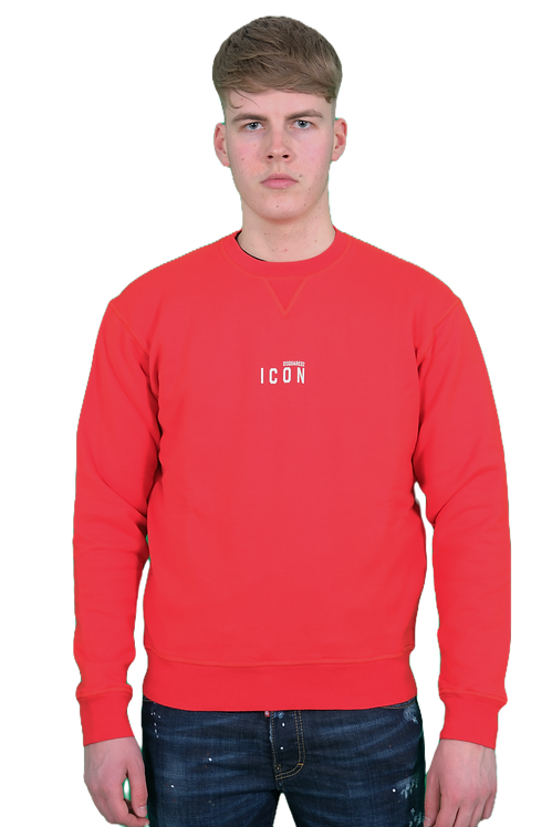 Dsquared2 Icon Sweater Red