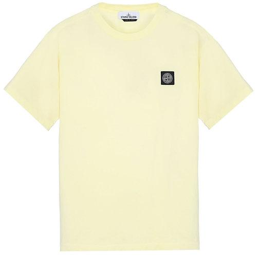 Stone Island Basic T-Shirt Lemon