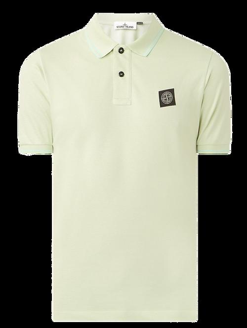 Stone Island Polo Shirt Light Green