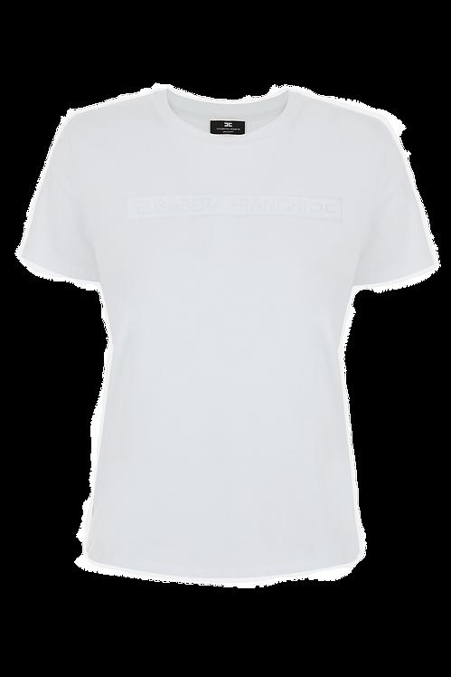 Elisabetta Franchi T-Shirt with print