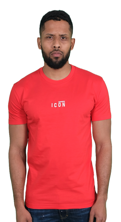 Dsquared2 Icon T-shirt Red