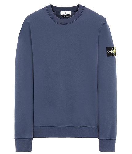 Stone Island Sweatshirt Avio Blue