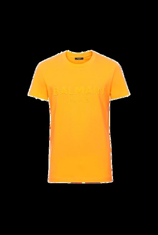 Balmain T-Shirt Orange