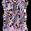 Thumbnail: GANNI Georgette Sleeveless Keyhole Blouse