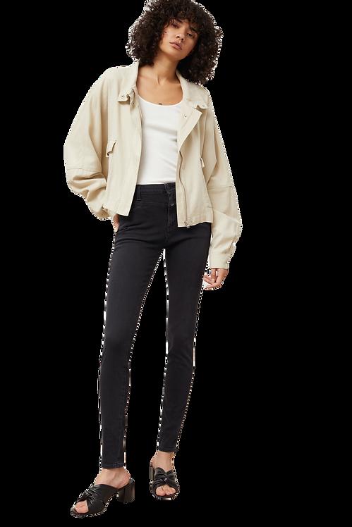 CLOSED Skinny Pusher Jeans in de kleur Zwart