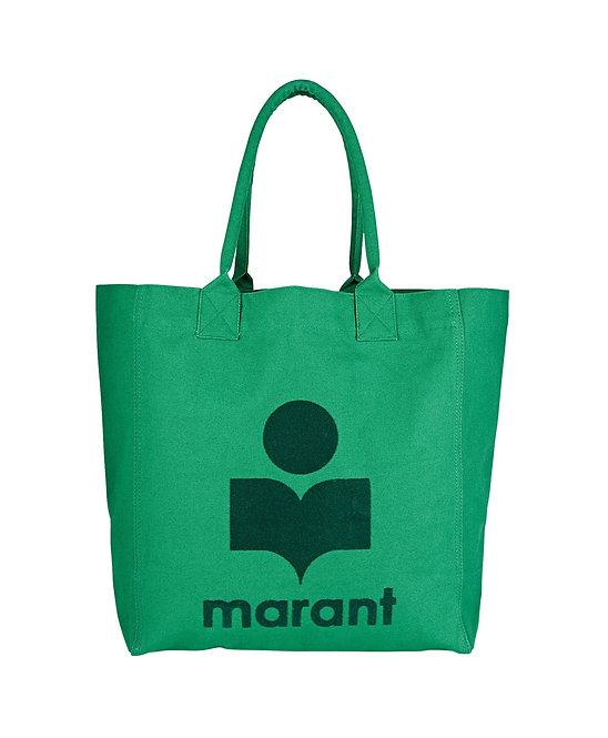Isabel Marant Petite Maro Yenky Bag Green