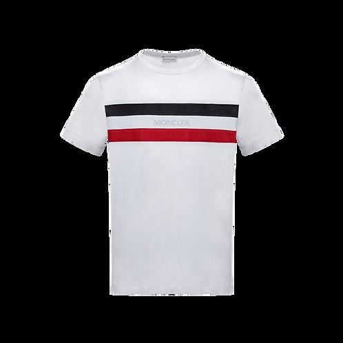Moncler Flag T-Shirt White