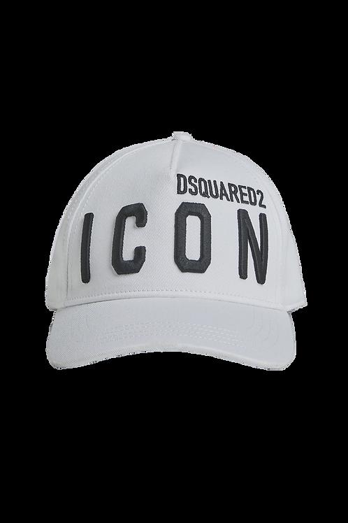 Dsquared Icon Baseball Cap White