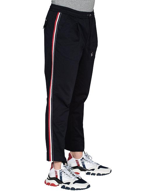 Moncler Pantalone Tracksuit Trousers Black