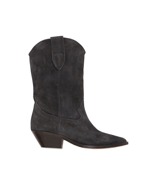 Isabel Marant Duerto Boots Faded Black