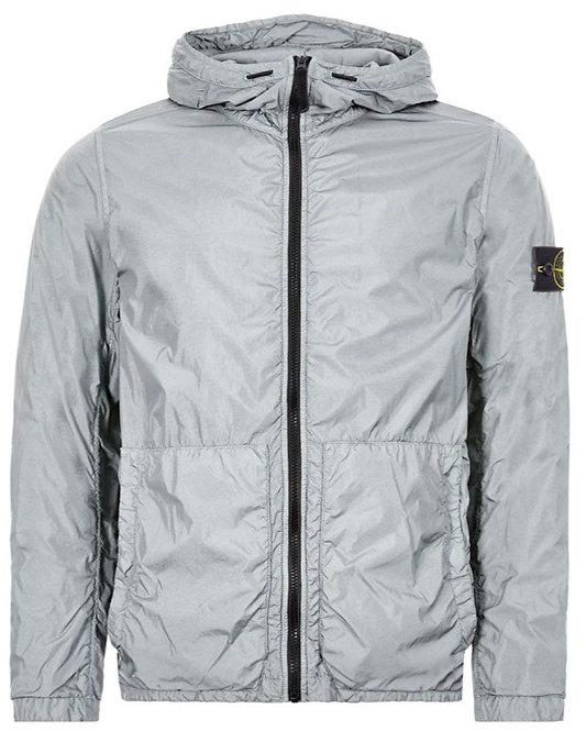Stone Island Crinkle Reps NY Jacket Grey