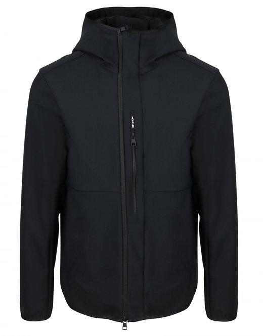Moncler DARC Soft Shell Jacket Black
