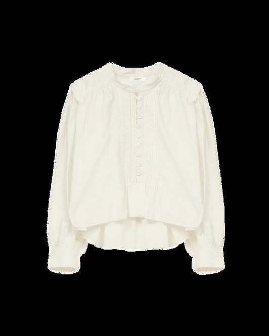 Isabel Marant Okina Top White