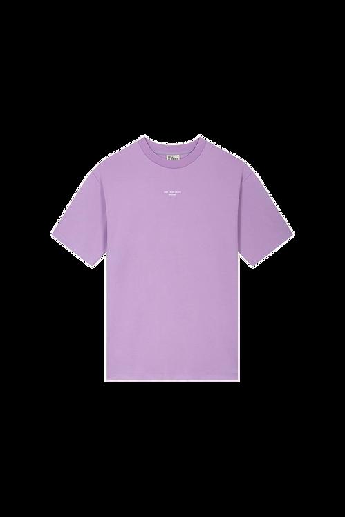 Drôle de Monsieur T-shirt Purple