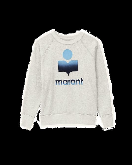 Isabel Marant Milly Sweat Shirt Grey