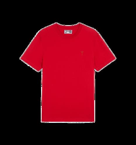 Ami Paris T-shirt Red