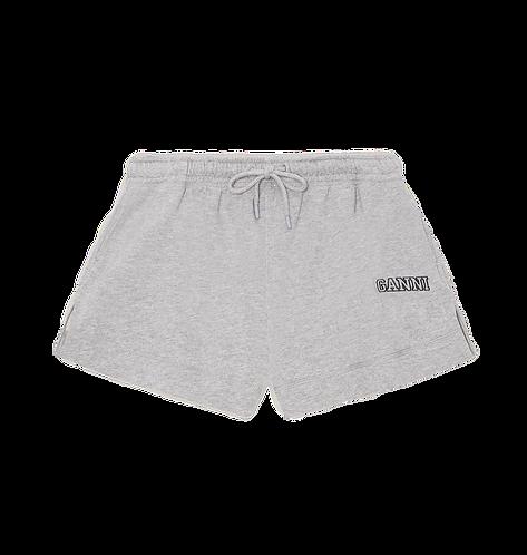 GANNI Software Shorts Grey