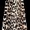 Thumbnail: GANNI Pleated Georgette Skirt