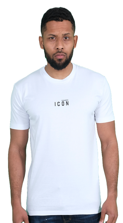 Dsquared2 Icon T-shirt White
