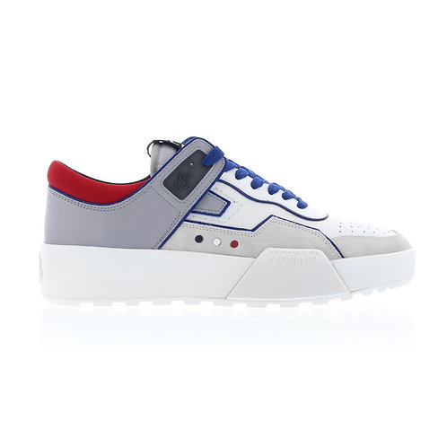 Moncler Promyx Low Top Space Sneakers White