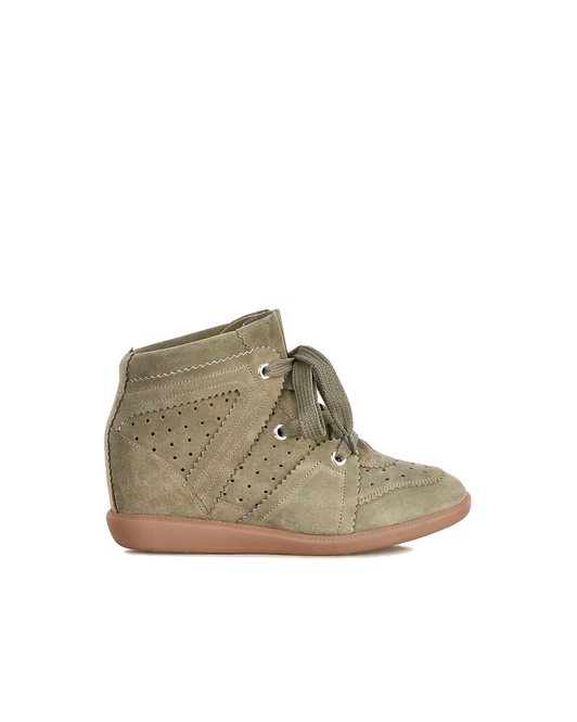 Isabel Marant Bobby Sneakers Taupe