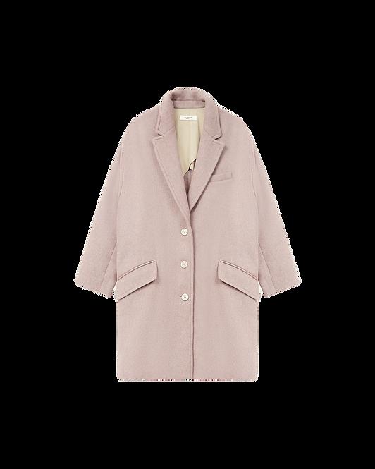 Isabel Marant Limi Coat Light Pink