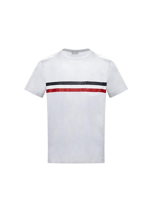 Moncler Maglia T-Shirt White