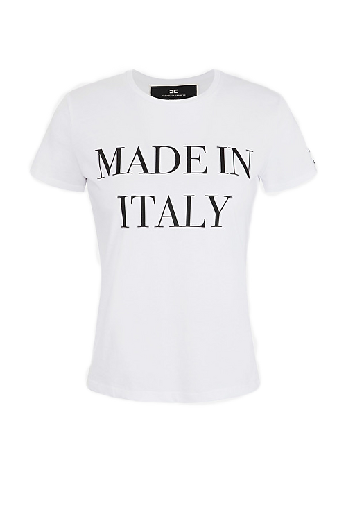 "Elisabetta Franchi ""Made in Italy"" t-shirt"