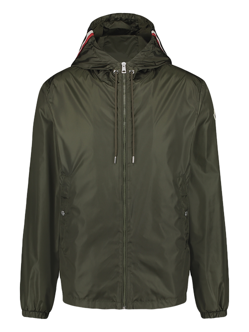 Moncler GRIMPEURS Windbreaker Dark Green