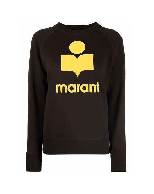 Isabel Marant Milly Sweater Geel / Zwart