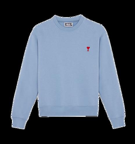 Ami Paris Sweater Blue