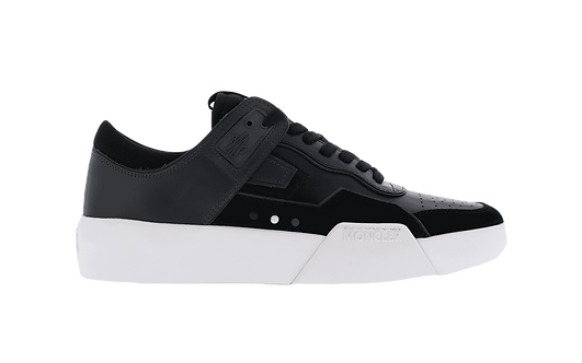 Moncler Promyx Low Top Space Sneakers Black