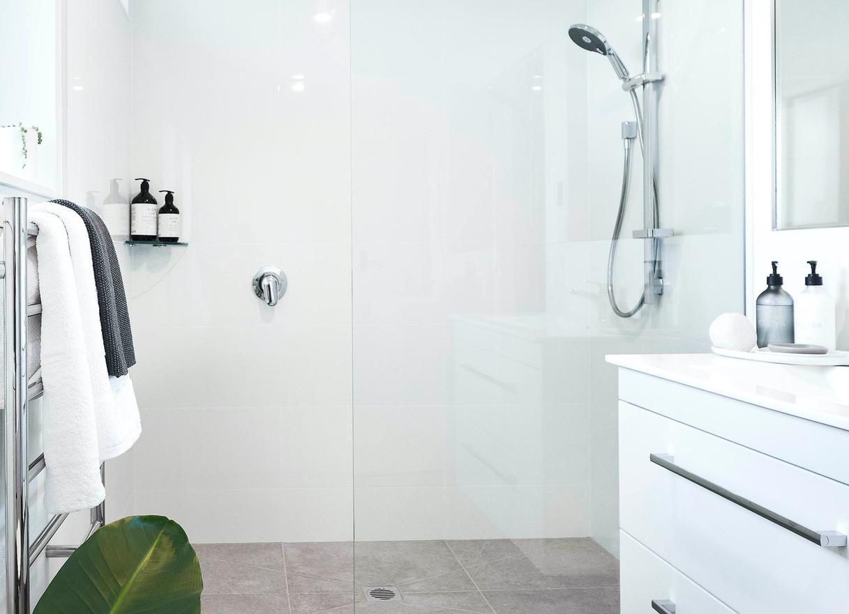 Barker Renovation - Bathrooms By Inspire