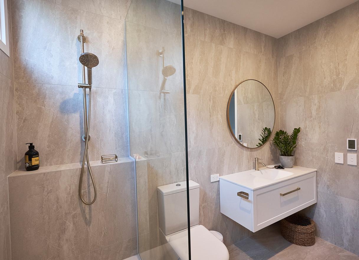 Mahoney Bathroom - Tiling By Inspire